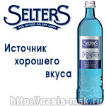 SELTERS Classic 1л пэт